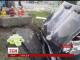 На Львівщині п'яний водій розтрощив пам'ятник борцям за волю України