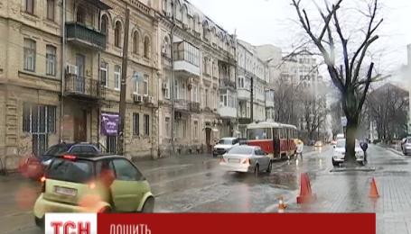 В Украине уже идут первые грозы