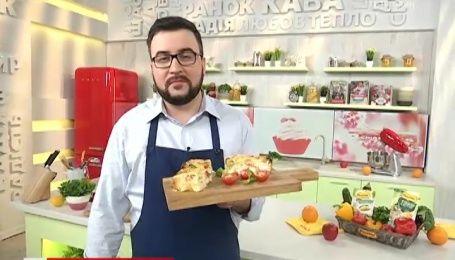 Рецепт рибної запіканки від Руслана Сенічкіна
