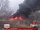 У Приморському краї Росії військовий літак впав на приватний сектор