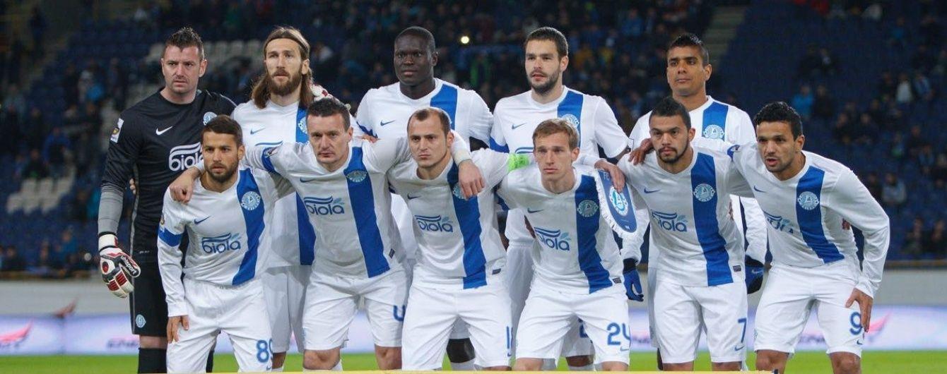"""Голкіпер """"Дніпра"""" упевнений, що його команда побореться за """"бронзу"""" чемпіонату України"""