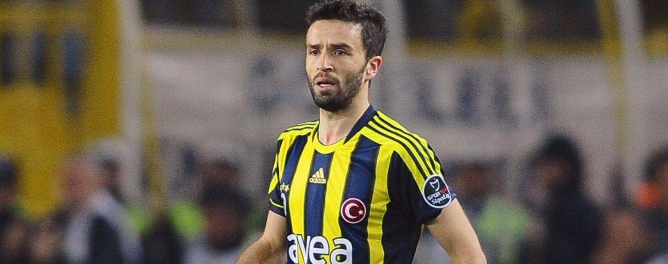 Захисника збірної Туреччини упіймали на допінгу
