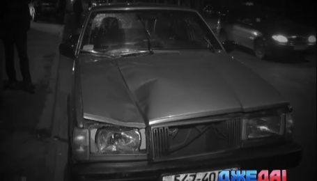 В Киеве водитель Volvo насмерть сбил женщину