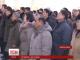 Готуватися до голоду закликала влада громадян Північної Кореї