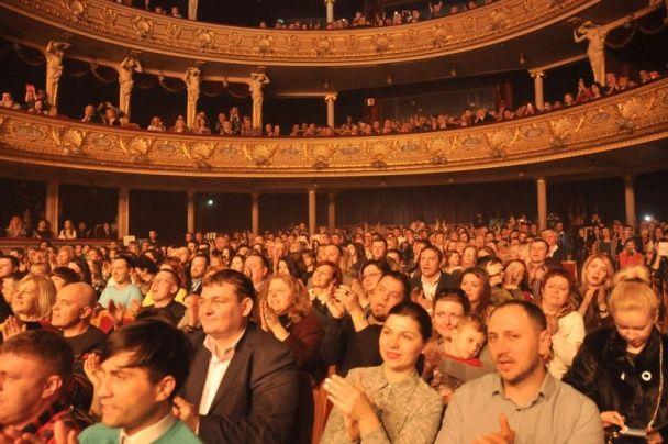Батьки Злати Огнєвіч шокували її, приїхавши з Криму на концерт у Львів