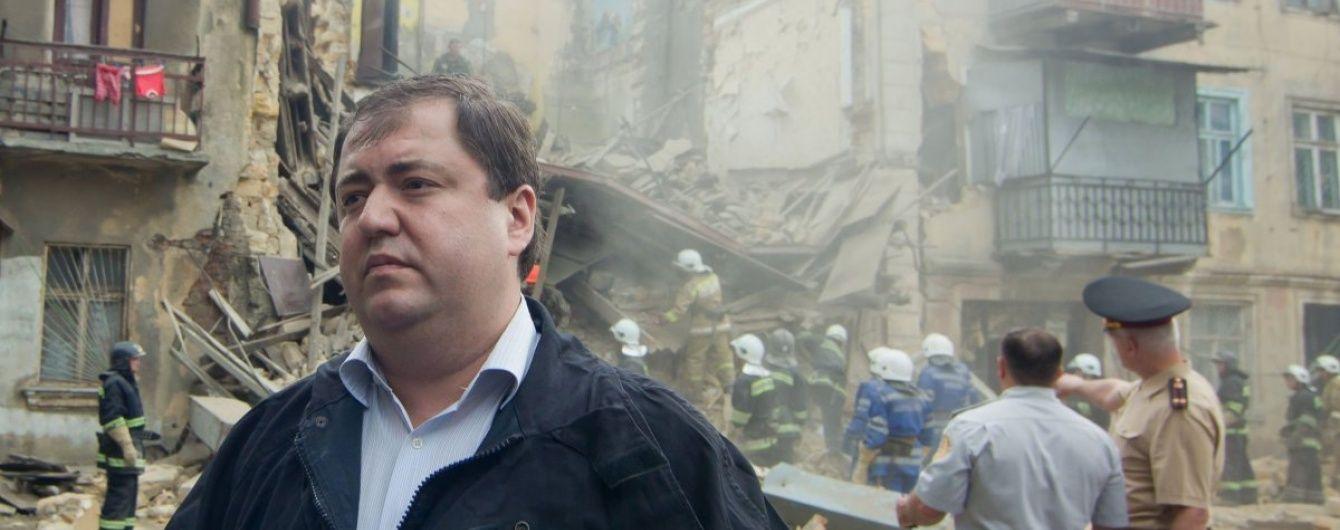 Колишнього головного надзвичайника Одещини оголосили у розшук