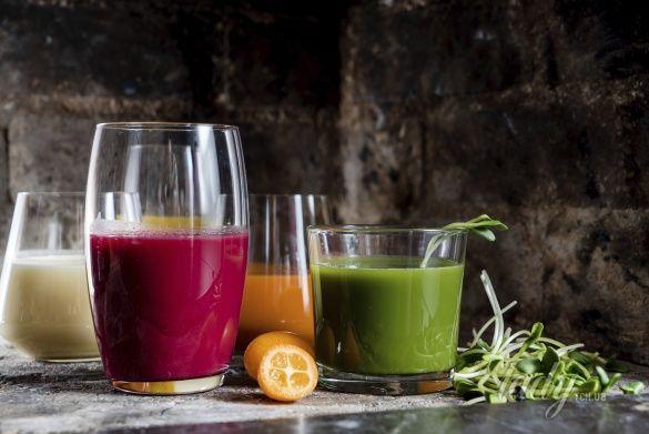 пост, овощи, соки, здоровое питание, зелень