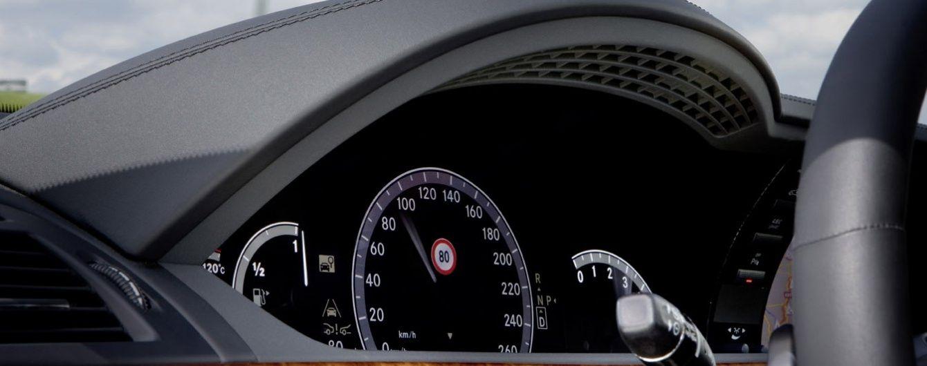 В Киеве разгораются споры вокруг изменения лимита скорости