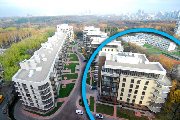 квартира рогозина в москве