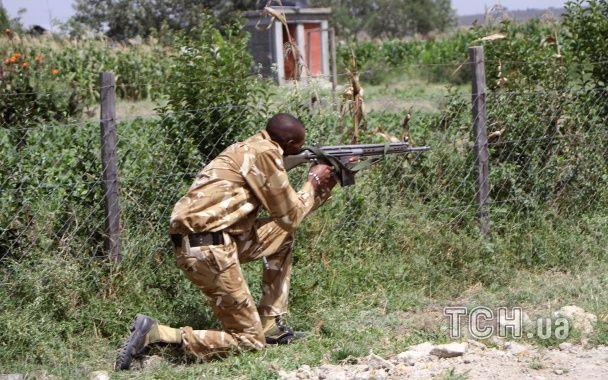 Кенійські рейнджери намагалися вбити агресивного льва