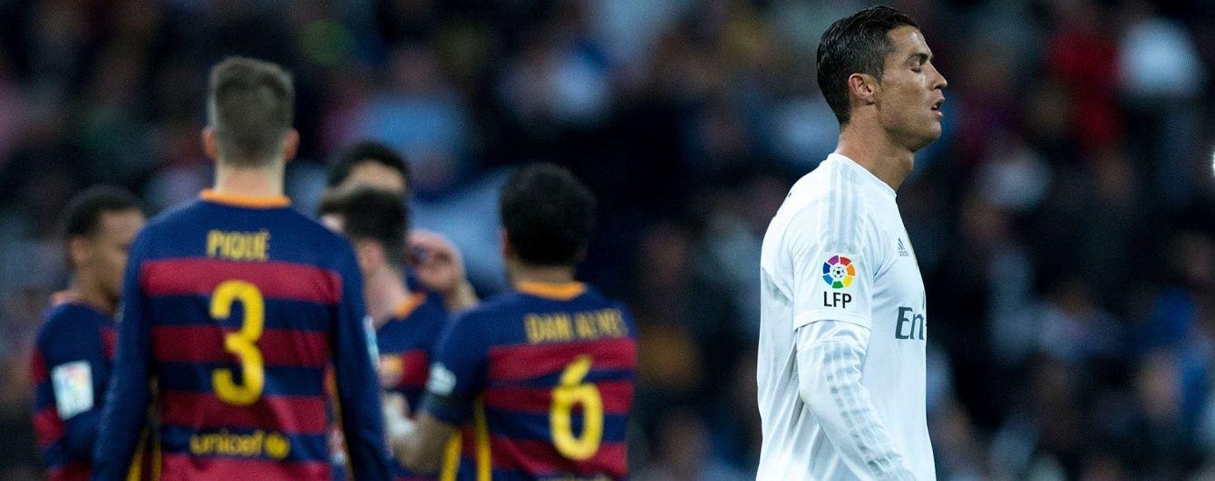"""Помститися за домашнє приниження. Анонс битви """"Барселона"""" – """"Реал"""""""
