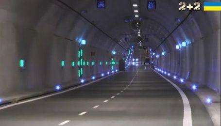 В Польше построили первый подводный тоннель