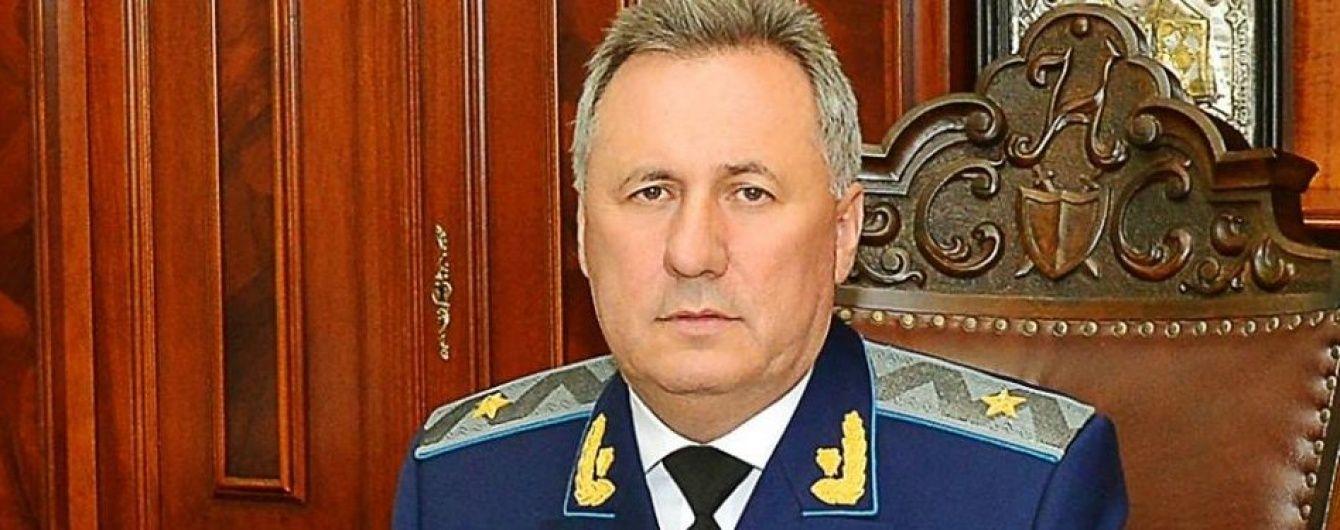 Люстрований екс-прокурор Одещини Стоянов намагається поновитися на посаді через суд
