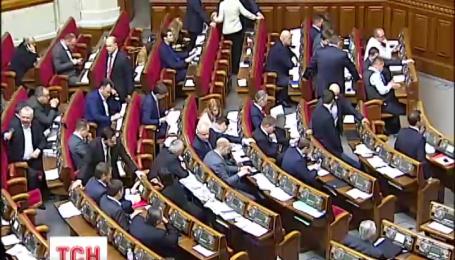 БПП і Народний фронт намагаються сформувати нову парламентську більшість