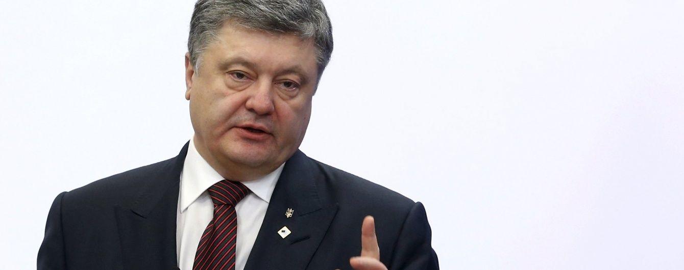 """""""Справа Сталіна живе"""". Порошенко назвав заборону Меджлісу ксенофобським рішенням"""