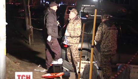 В народного депутата Владимира Парасюка бросили гранату