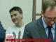 """Порошенко підписав указ, що вводить в дію санкційний """"Список Савченко"""""""