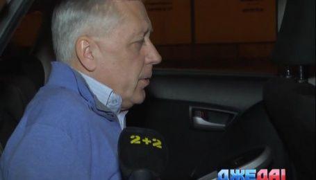 В столице пьяный мужчина въехал в Mercedes, который стоял на зеленый свет