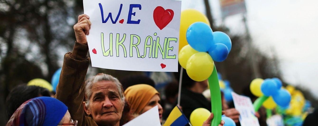 Рада закликає світ відреагувати на репресії проти кримських татар й заборону Меджлісу в Криму