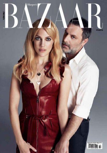Мер'єм Узерлі для Harper's Bazaar_2