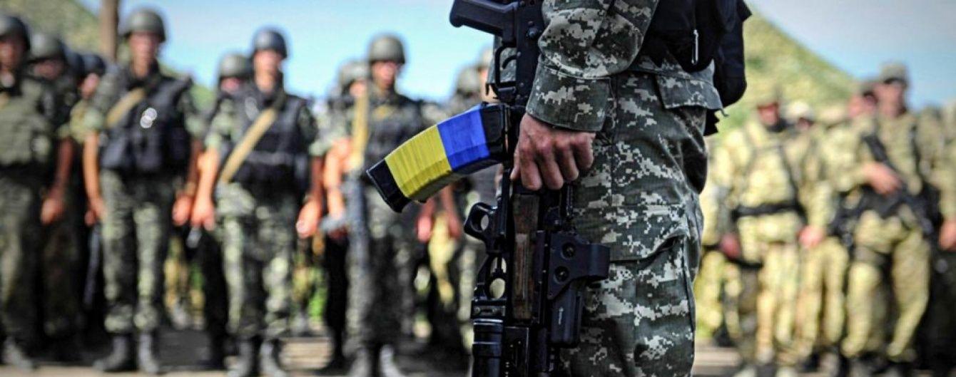 Порошенко нагородив понад 200 українських військовослужбовців