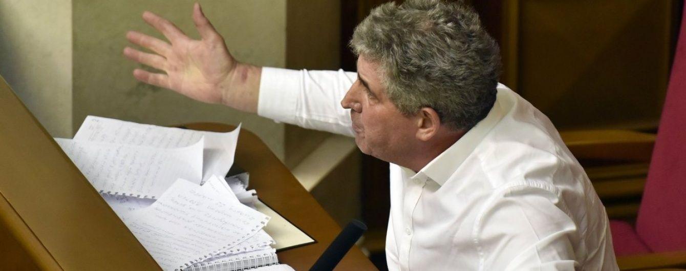 Скандальний суддя-стрілець Буран опинився в СІЗО