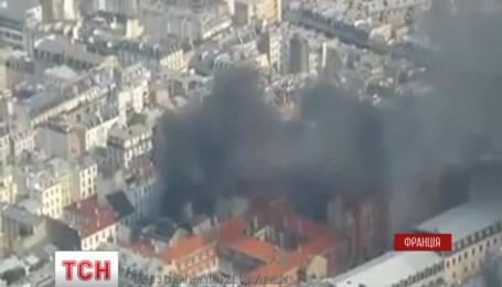 Произошел еще один взрыв во Франции