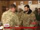 Іноземців офіційно прийняли в ряди української армії