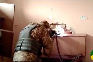 У Мережі з'явилося відео бою під Авдіївкою