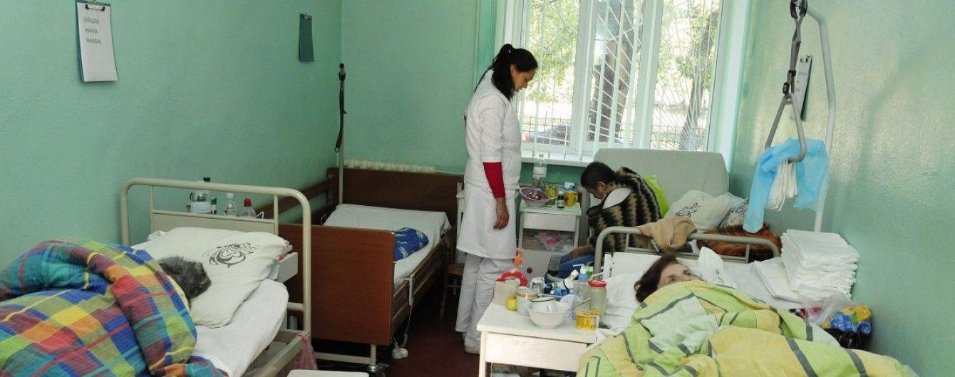 Під гаслом оптимізації в Україні за кілька років закрили сотні сільських лікарень