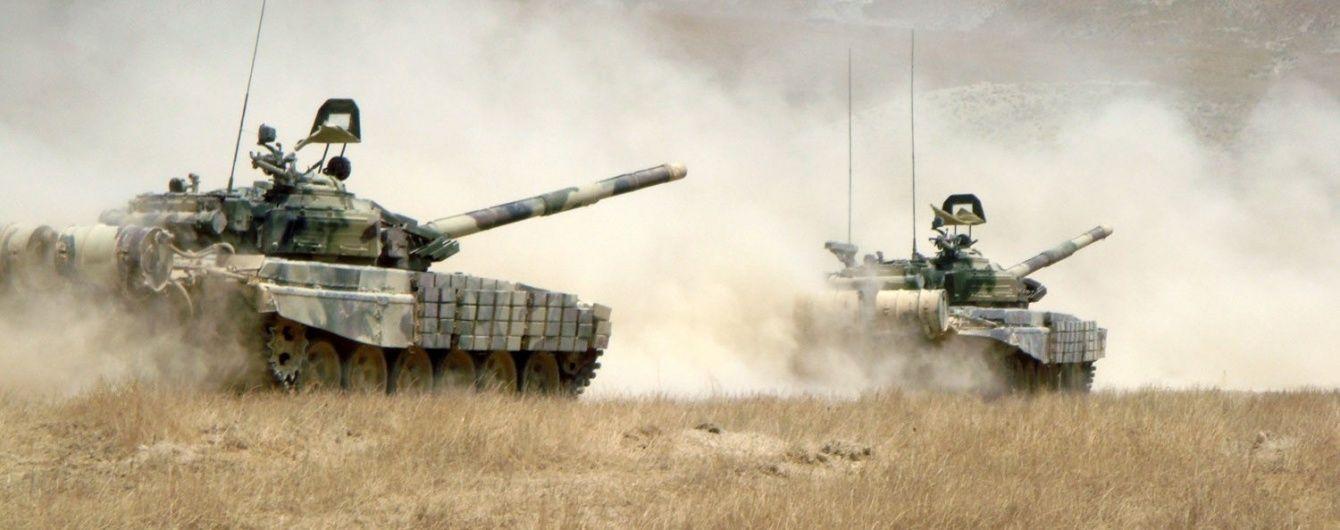 У Азербайджані повідомили про 12 загиблих військових і збитий вертоліт