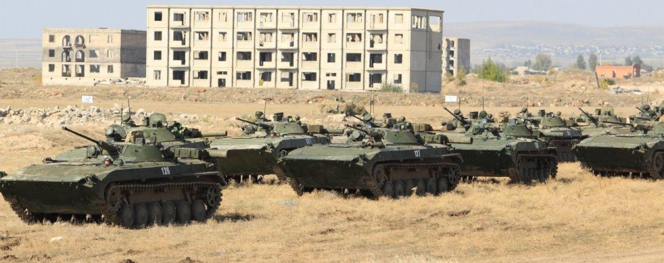 У Міноборони Азербайджану заявили про знищення техніки і військових Вірменії