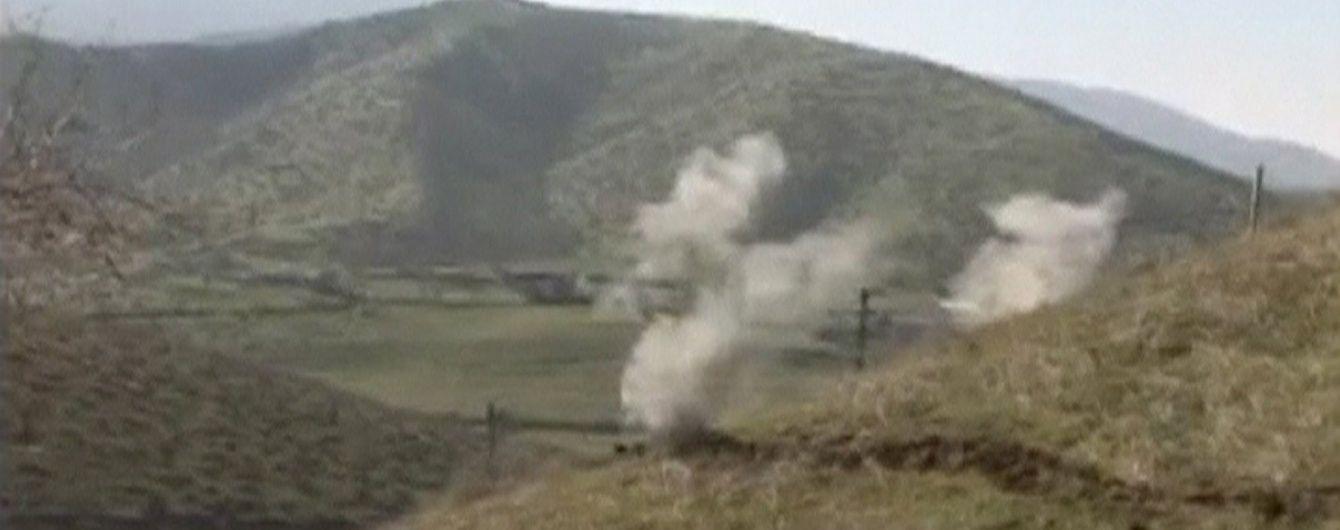 Азербайджан оприлюднив дані про свої втрати за два дні боїв у Карабасі