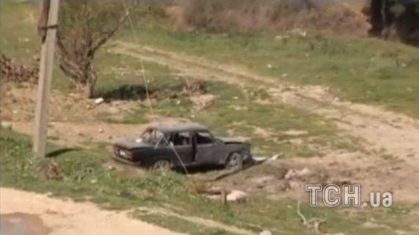 У Мережі з'явилися перші фото і відео боїв у Нагірному Карабасі