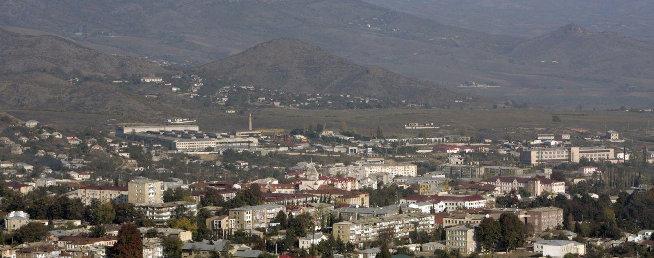 Російський канал намалював Нагірний Карабах не з того боку Вірменії