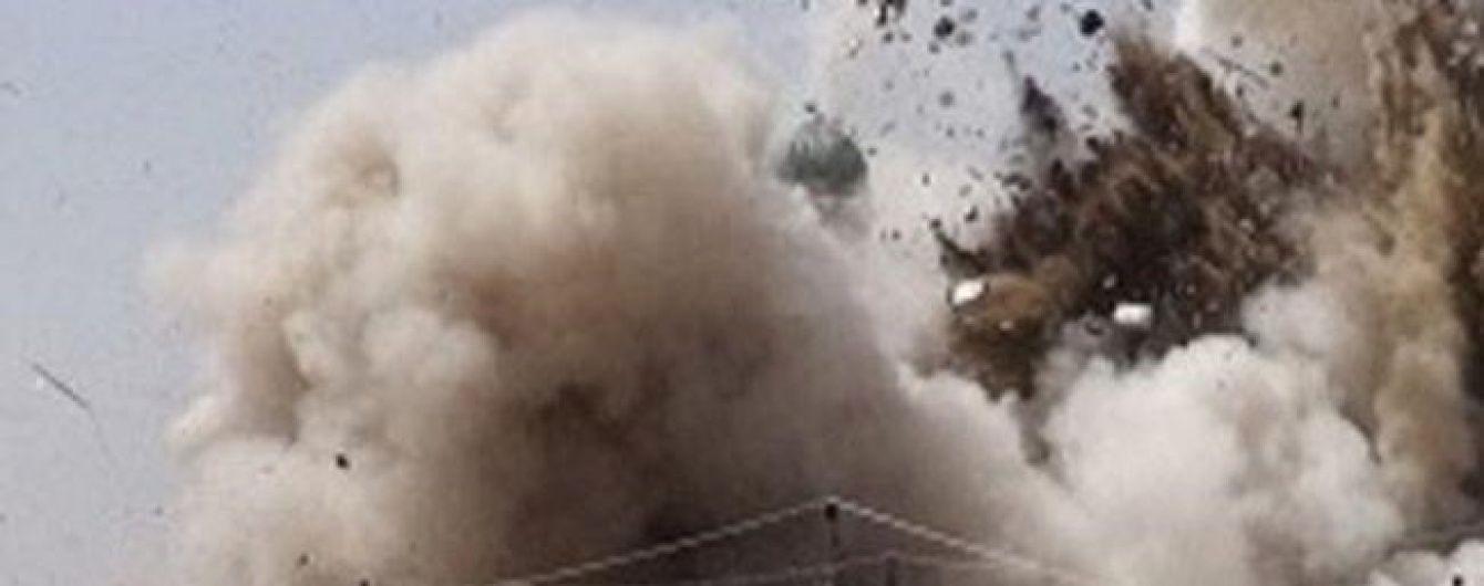 У Сирії підірвали завод ІД із виробництва вибухівки