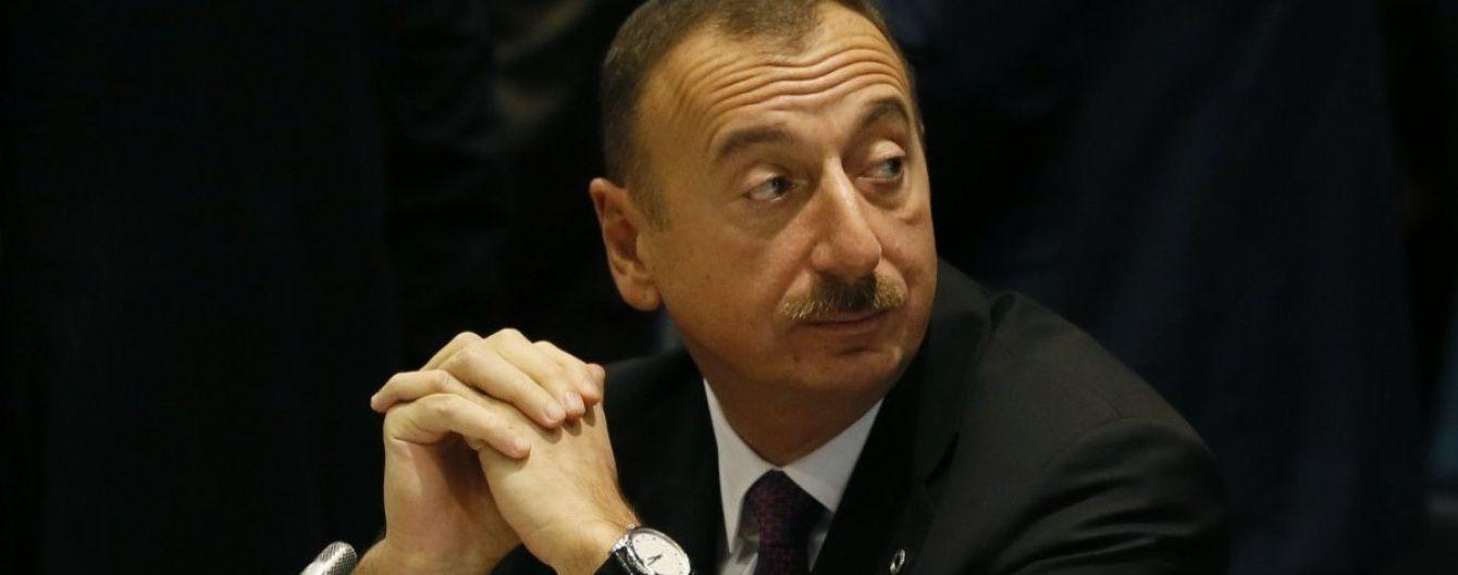 Президент Азербайджану заявив, що потрібно повернути вірменський Єреван