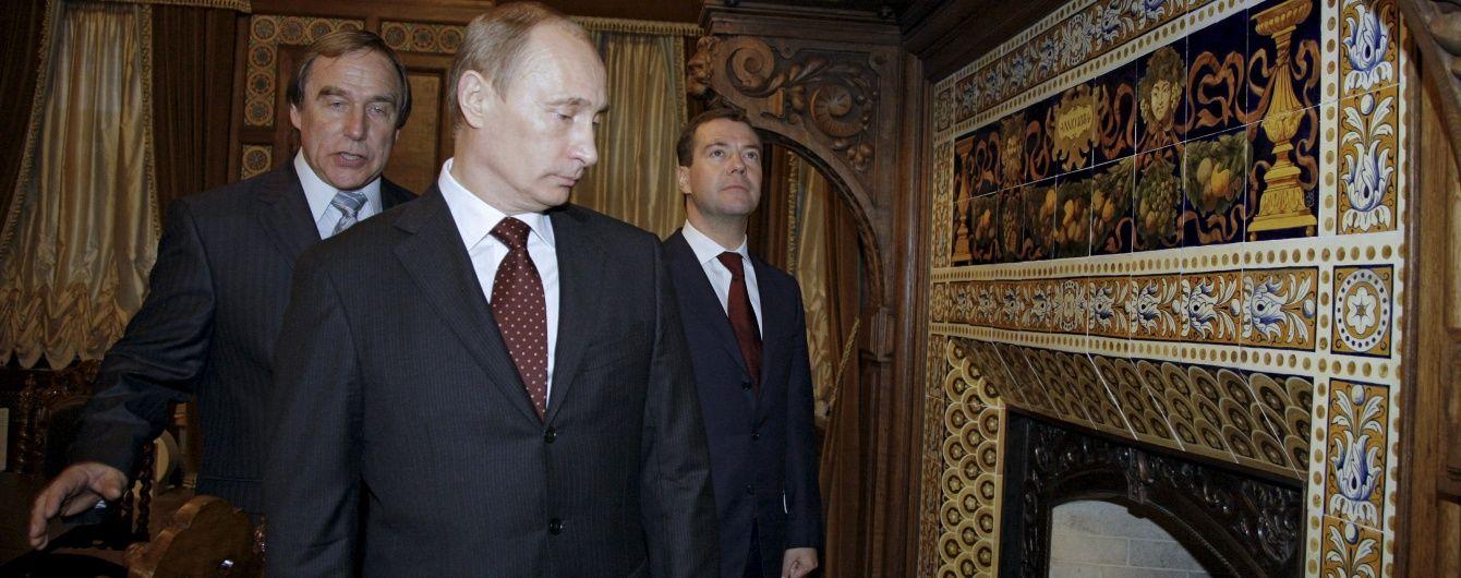 """Друг-віолончеліст Путіна розповів, як опинився """"в долі"""" з російськими олігархами"""