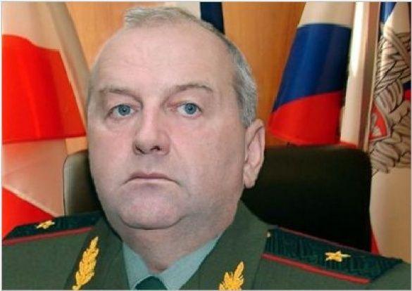 Російський генерал Юдін