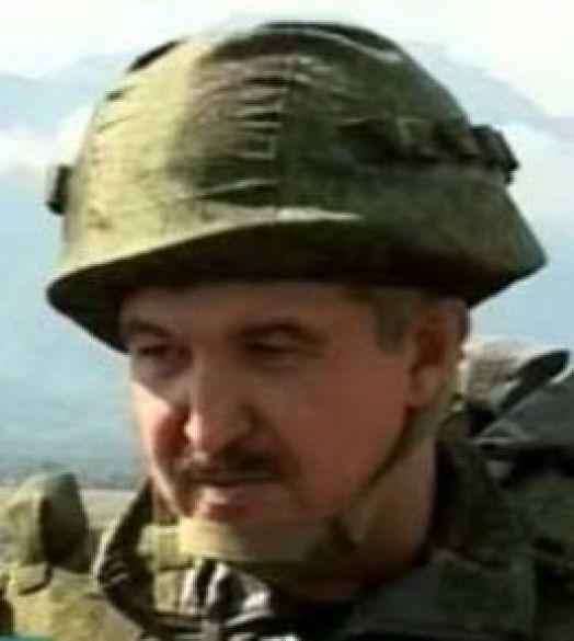 Генерал РФ Кузовлєв