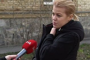 Дружина Алієва пояснила, чому приховувала побиття чоловіком
