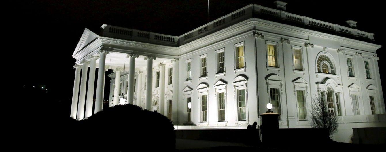 Білий дім оточений через повідомлення про стрілянину - The Washigton Post