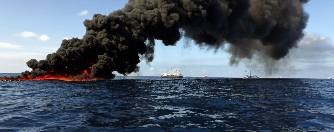 Нафтова компанія виплатить США рекордний штраф за аварію в Мексиканській затоці