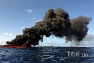 Нефтяная компания выплатит США рекордный штраф за аварию в Мексиканском заливе