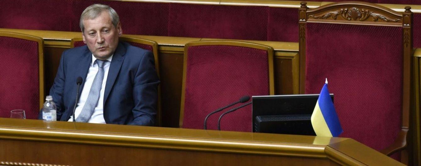 Генпрокуратура завела справу на колишнього віце-прем'єра Вощевського