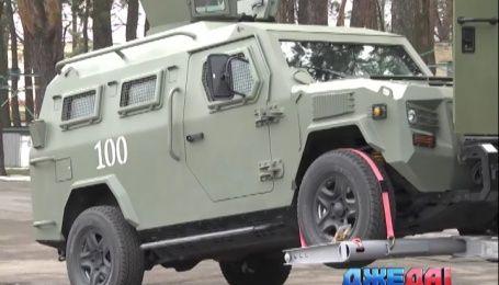 Новую автомастерскую получили бойцы в зоне АТО