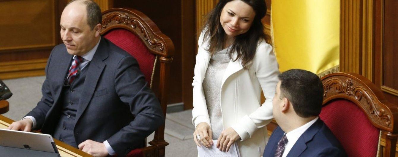 Фракція Яценюка написала свою коаліційну угоду та назвала дату голосування за новий уряд