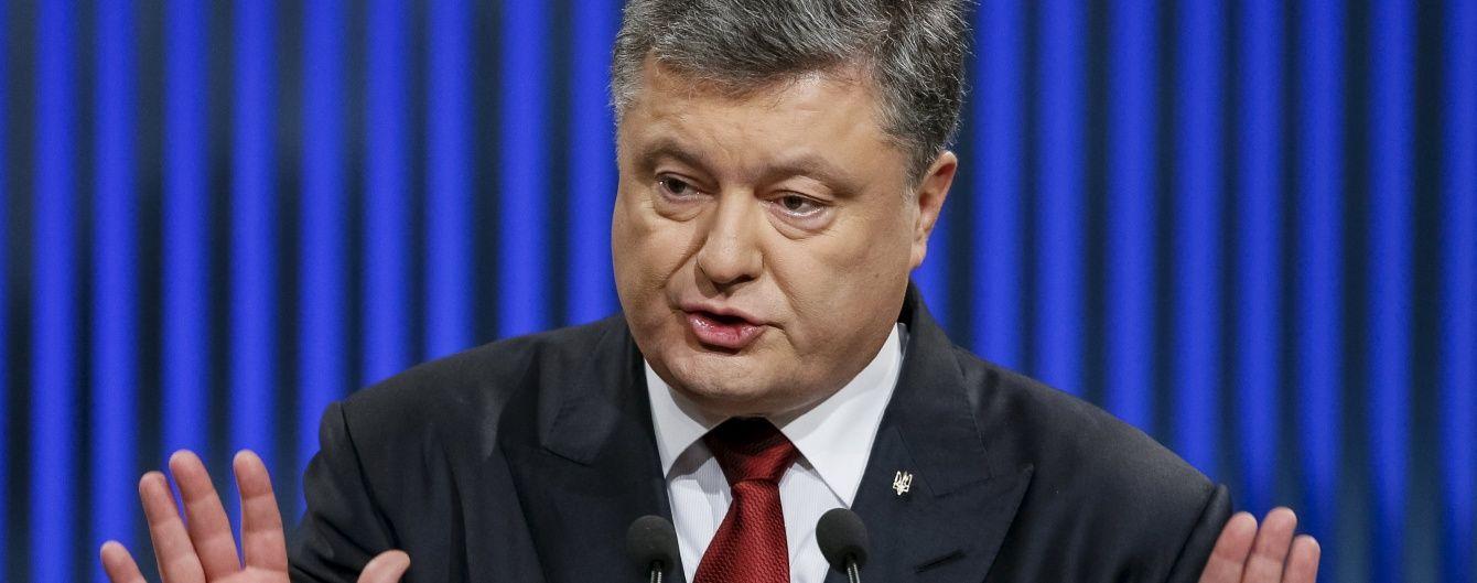 Порошенко не вважає результати референдуму в Нідерландах перешкодою для асоціації Україна-ЄС