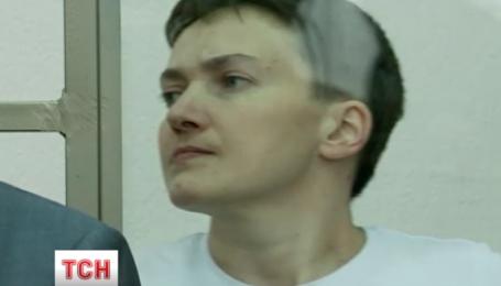 Состояние Савченко ухудшилось, но она все же обещает начать голодовку