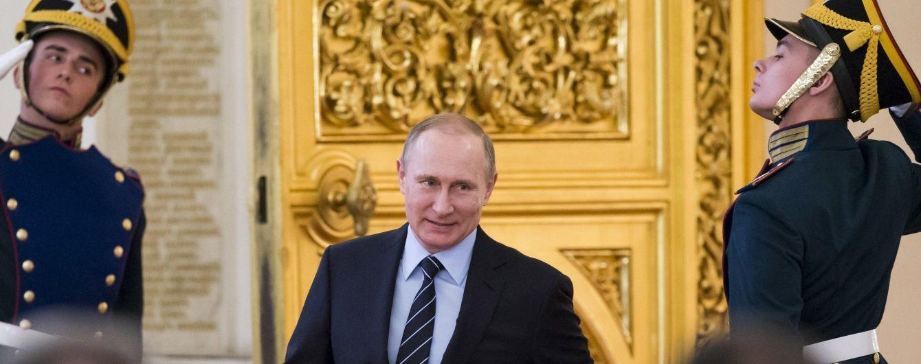 Путін створив Нацгвардію у Росії